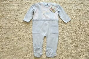 New-Toddler-Baby-Romper-Jumpsuit-Outfits-Clothes-Long-sleeve-for-Boys