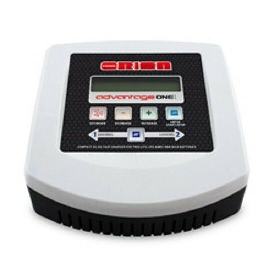 ORION Advantage ONE Duo AC DC Battery Charger ORI30243