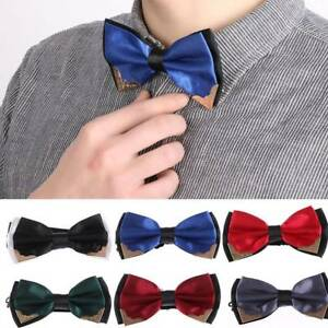 bb2317591265 Fashion Formal Bow Tie Men's Bowties Boys Accessories Butterfly ...