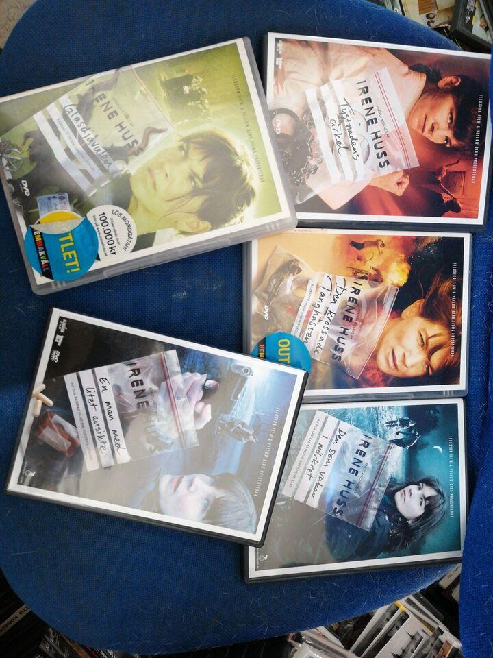 Irene huss, DVD, thriller