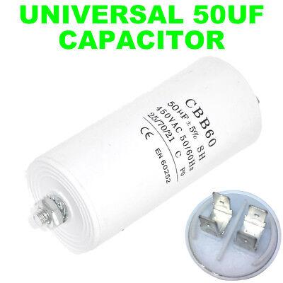 Commencer et exécuter moteur condensateur Générateur 16uf 450 V Universel