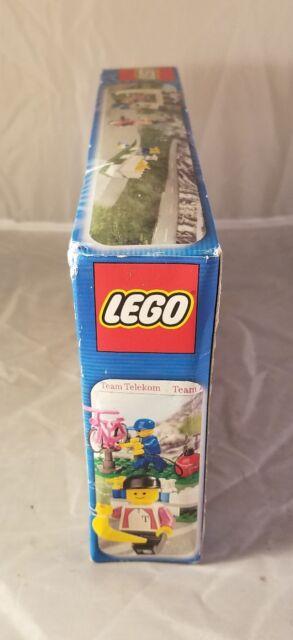 Lego Team Telekom Racing Figur Minifigur für Set 1199 1197 1198 1196