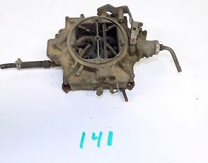 58-64-Chevy-Impala-SS-Bel-Air-Biscayne-327-Corvette-Rochester-4GC-Carburetor