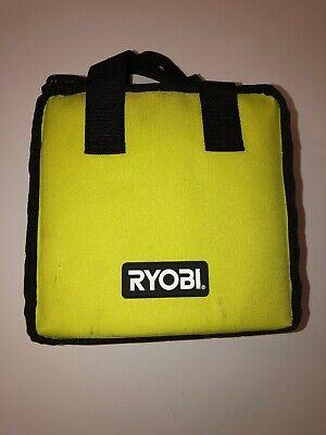 "NEW GENERAL TOTE BAG CRAFTS RYOBI TOOL BAG 10/"" X 10/"" X 6/"" CASE FOR TOOLS"