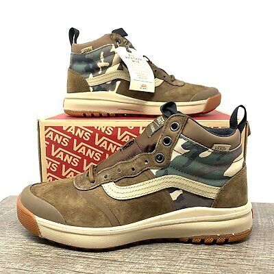 vans ultrarange hi dl mte dark earth nomad camo skate shoes multiple sizes ebay ebay