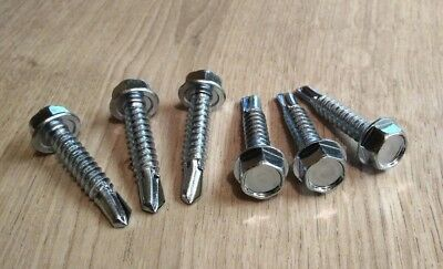 Linsenkopf Schrauben  DIN 7504  4.2x13 mm Edelstahl A2 Top Qualität 50 Stück