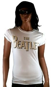 Fantastico Rock Vintage Amplified Star Beatles T Scritta shirt The Designer HWD2IE9