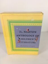 The Norton Anthology of Childrens Literature The Traditions in English