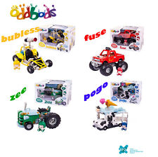 "RP2 ODDBODS AV4501B /""BUBBLES /& CAR/"" Cartoon Character Action Vehicle Set"
