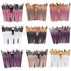 Pro 20Pcs Makeup Brushes Set Powder Foundation Eyeshadow Eyeliner Lip Brush Tool