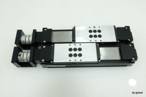 BOSCH REXROTH Used LINEAR ACTUATOR 51mm STROKE 2.5mm lead for 100W ServoACT-I-93