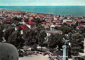 Cartolina-Falconara-Marittima-panorama-dall-039-alto-anni-039-50