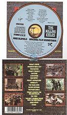 MIKE OLDFIELD the killing fields CD ALBUM uk original pressing CDV2328
