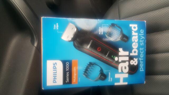 Philips Ultimate Series Waterproof Multi Groom Hair and Beard Trimmer - NEW