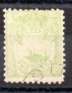 Fiji-1894-QV-2d-pale-green-very-fine-used-SG78-WS1786