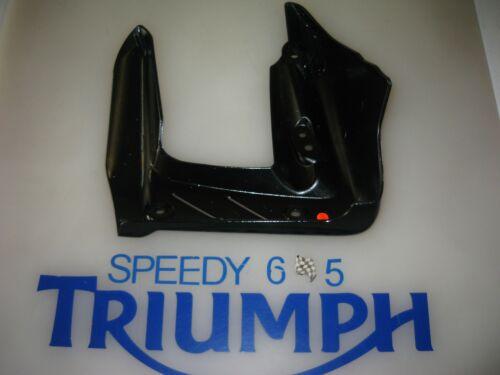 TRIUMPH STREET TRIPLE R RADIATOR COWL LEFT PHANTOM BLACK A9700264-PR