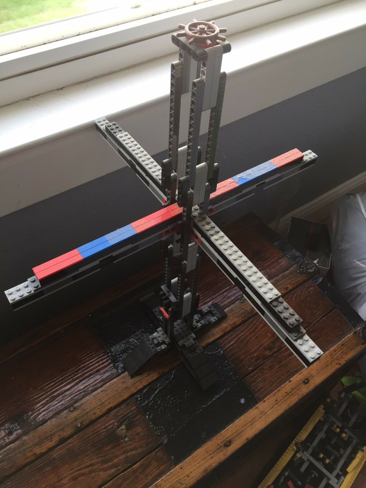 LEGO LEGO LEGO Death Star Frame and Broken Section ONLY a2aaa3