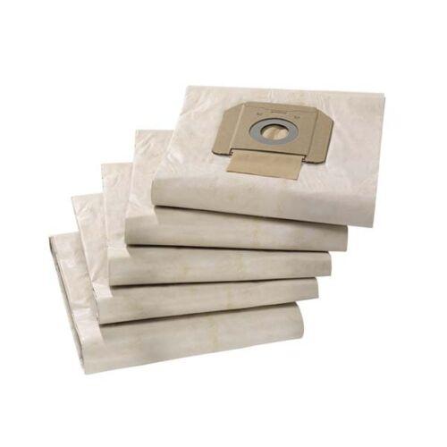 6.904-285 Kärcher Nettoyeur Humide-Sec Aspirateur 5 x Papier Filtre sachets NT 48//1 65//2 70//1