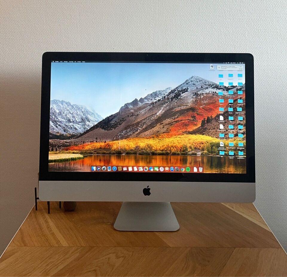 iMac, Mid 11, 2,7 GHz