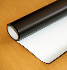"""Magnetic Car sign material sheet roll 22""""x51.5"""" 15 mil NEW Dry Eraze"""