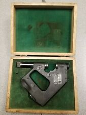 Federal 0 1 Snap Gage 1330p 100 With Testmaster Indicator Case