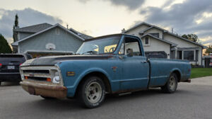 1968 C10 For Sale