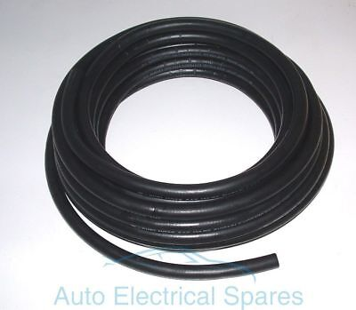 MOTORCYCLE woven petrol FUEL HOSE PIPE TUBING 6mm I//D 1 MTR CLASSIC CAR