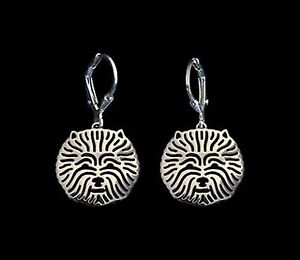 West-Highland-Terrier-Dog-Earrings-Fashion-Jewellery-Silver-Plated-Leverback