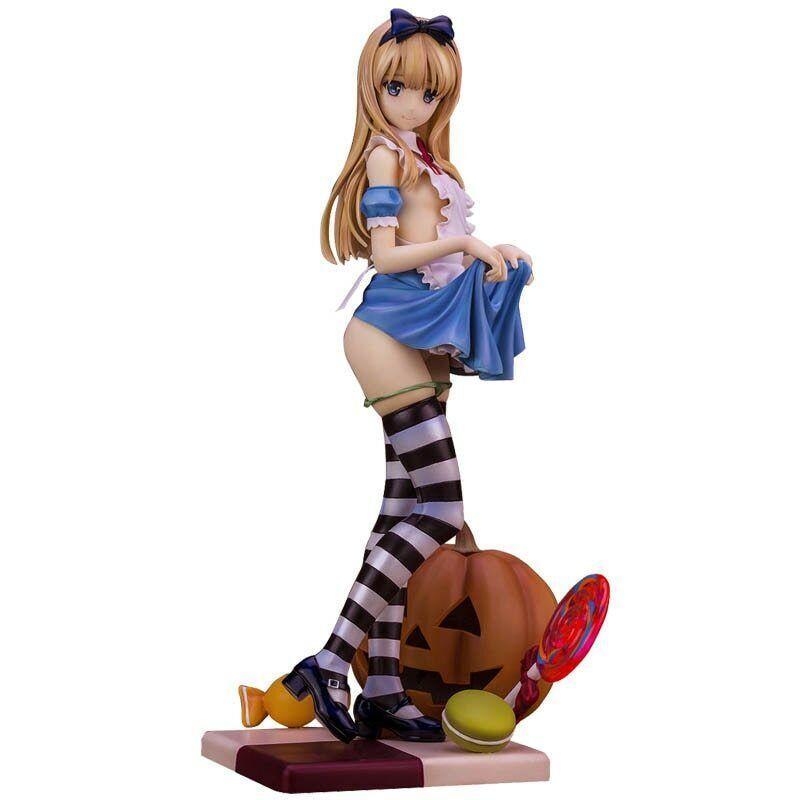 Alphamax Skytube Alice Japanese Anime Figures Sexy Adult Toys Action Toy Pvc