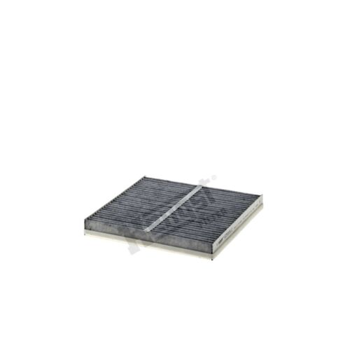 Fits BMW Z4 E85 2.2i Genuine Hella Hengst Activated Carbon Cabin Filter