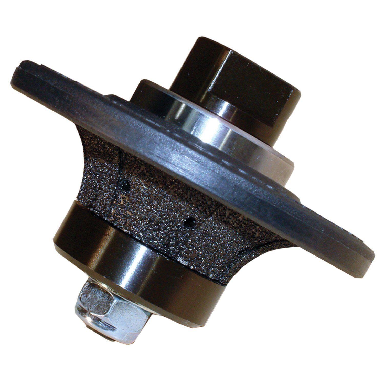 3 8 Inch B-Shape Diamond Hand Profiler Router Bits for Granite 10mm Round Over