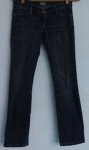 Goldsign-Size-26-Womans-jeans-Dark-Blue-Made-in-the-USA-Skinny-Jeans-Envy-Fit