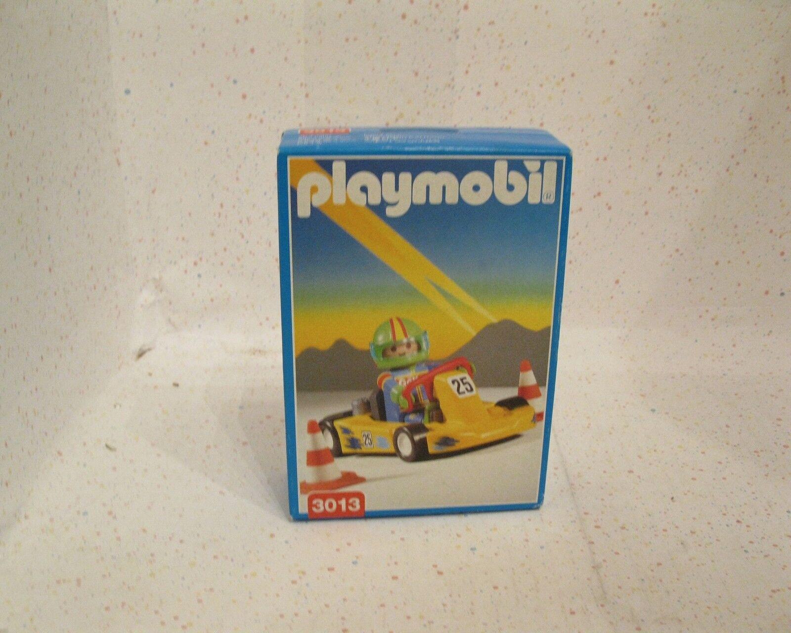 Playmobil  3013  Go Kart - Sehr alt -  | Marke