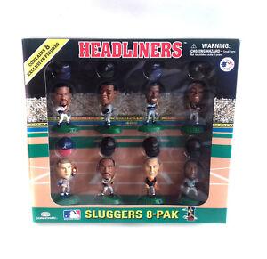MLB-Baseball-96-Sports-HEADLINERS-Sluggers-FIGURE-PAK-Griffey-Jr-RIPKEN-JR-etc