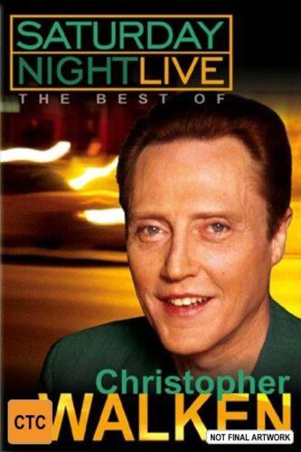 1 of 1 - Saturday Night Live - Best Of Christopher Walken (DVD, 2005)
