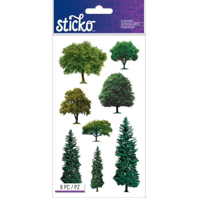 Sticko E5200792 Classic Stickers Majestic Trees Ebay