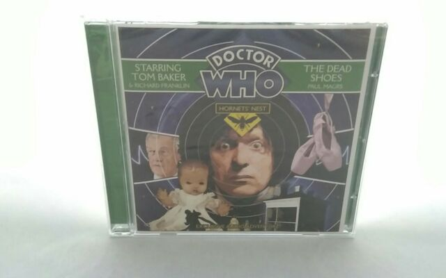 Doctor Who Hornets' Nest  The Dead Shoes by Paul Magrs Audiobook Audio Book CD