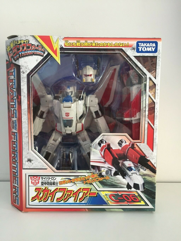 Takara Transformers Henkei  Henkei  C-06 Skyfire