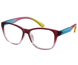 af471a4d916 Image is loading Reading-Glasses-Men-Women-Prescription-Retro-Style-TR90-