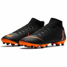 check out b25f6 8bd35 Nike Superfly 6 Academy MG Men's Cleated Soccer Sz 10.5 Black/orange Ah7362  081