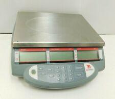 Ohaus Ec30 Digital Tabletop Bench Scale 30000g 60 Lbs C5 1600