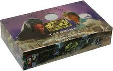 STAR WARS CCG : TATOOINE SEALED BOOSTER BOX NEW