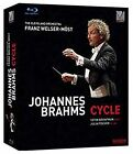 Johannes Brahms Cycle [Video] (Blu-ray Disc, Dec-2015, Belvedere)