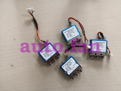 CCR-33S80-RN-1 DC-18GHz SMA 12V SPDT RF Microwave Coaxial Switches