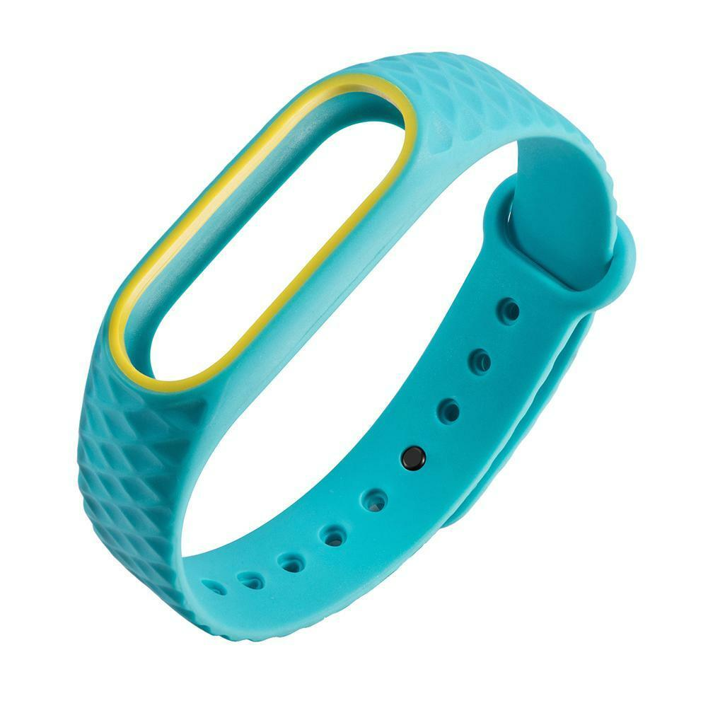 4# Sky Blue Yellow Strap Only