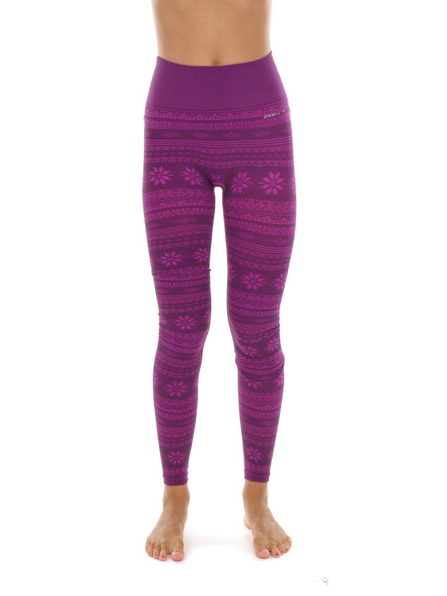 O'Neill sous-vêtement fonctionnel Jambières Pantalon de sport mauve base base base Couche 8a18de