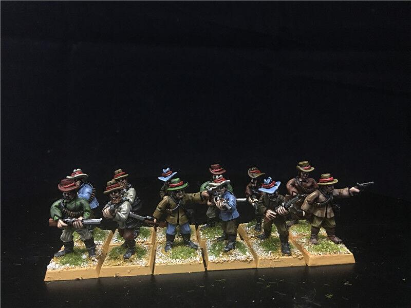 1 56 28mm guerra colonial departamento de Seguridad Pública pintado de Sudán guerra desmonta una voluntario Frontier 1281