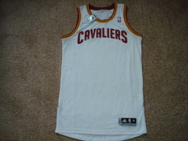 promo code 312f6 8c476 adidas Cleveland Cavaliers Custom Authentic Home Jersey