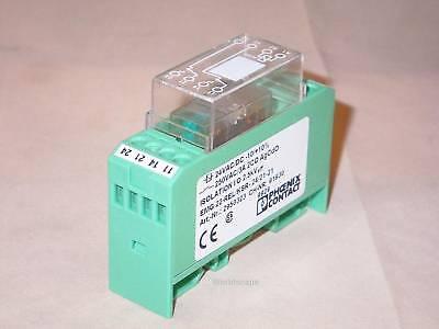 PHOENIX CONTACT 2950323 EMG 22-REL//KSR-24//21-21 GENERAL PURPOSE RELAY 24V