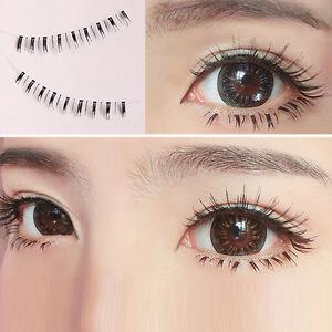 10-Pairs-Modern-Different-Style-Lower-Under-Bottom-Eye-Lashes-False-Eyelashes